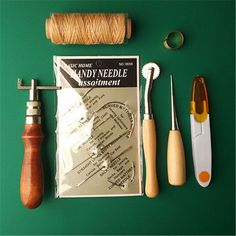 d41715134b6 7 Rooms Set Leather Craft Couture Couture By Hand On Wire Punch Tool Kit  sewing tool