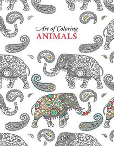 This Quality Adult Coloring Book From Leisure Arts Presents 24 Designs Featuring Abstract And Realistic Images