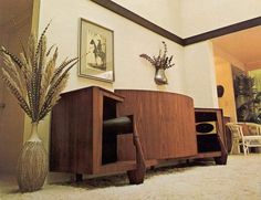 vintage jbl paragon speakers