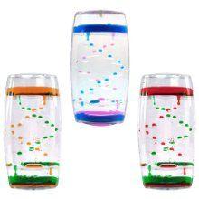 2 Color Drop Platforms Liquid Motion Timer Toy