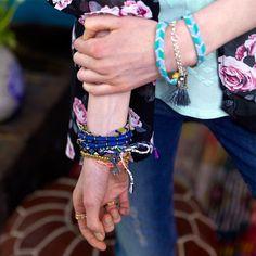 How To: Funky Modern DIY Friendship Bracelets