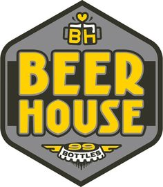 A little hidden gem is the new Beerhouse. Fantastic integrated design; from logo to interior design by Justin Plunket.