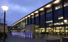 Kastrup Lufthavn | Glassolutions  - Terminal 3 - Climaplus Cool-Lite KBN 169 Clear & Emalit IGU Spandrels