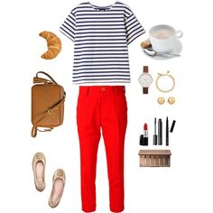#21 Coffee Date by sydschaper on Polyvore featuring polyvore, fashion, style, NLST, Arts & Science, Tory Burch, GiGi New York, Topshop, Kate Spade, Carolee, Urban Decay, Bobbi Brown Cosmetics, Witchery, MAC Cosmetics and INC International Concepts