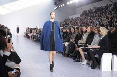 Chloe Fall/Winter 2013/2014 Runway  You know that I love capes!!
