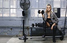 Chanel's Fall Ads Give New Meaning To The Phrase Girl Power via @WhoWhatWear
