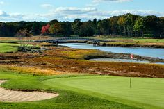 Wentworth By The Sea Country Club Golf Course by Rob Karosis
