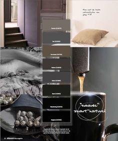 Ook donkere kleuren kunnen een natuurlijke en effen uitstraling hebben. Met hoogglans en verschillende materialen bereikt u een mooi resultaat.