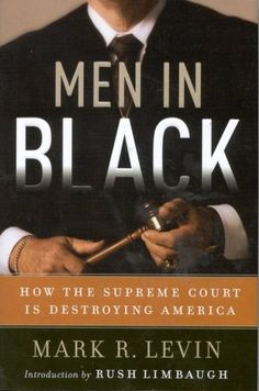 Mark R. Levin | Men In Black