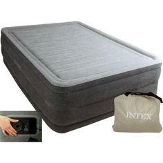Lit gonflable Intex Comfort Plush High 2 personnes