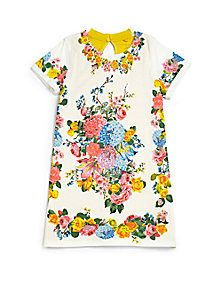 Stella McCartney Kids - Toddler's & Little Girl's Marnie Floral Dress