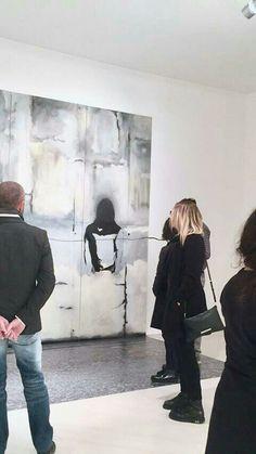 Renato Calaj , exhibition in Milano, 2016