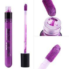 Gothic Waterproof Matte Lipstick Lip Liquid Pencil Makeup Lipgloss Female sexy Sexy Make Up Long Lasting Lip Gloss