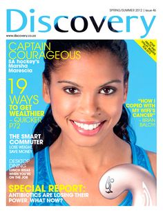 Discovery Health - November 2012. #discovery #johnbrownmedia #magazine Spy Watch, Blue Train, National Geographic Kids, Only Online, Health Magazine, For Everyone, Cool Gifts, Parrot Ar, Discovery
