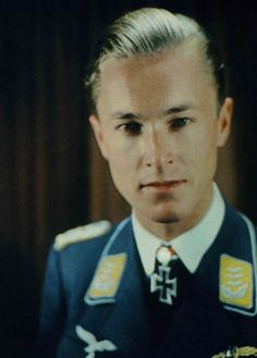 Heinrich Alexander Ludwig Peter Prinz zu Sayn-Wittgenstein (14 August 1916 – 21 January 1944) was a German of aristocratic descent and a Luftwaffe night fighter flying ace during World War II. At the time of his death, he was the highest scoring night fighter pilot in the Luftwaffe and still the third highest by the end of World War II, with 83 aerial victories to his credit.