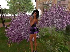 Martinas modeling Journey: tart purple from Cashmere Fashions Little Dresses, Lovely Dresses, The Martian, Tart, Modeling, Cashmere, Journey, Colour, Purple