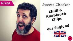 Let's Eat Soffle's Pitta Chips aus England   SweetsChecker  Süßigkeiten Vorstellung und Test - https://www.youtube.com/user/SweetsChecker