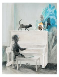 Isabelle Arsenault illustration