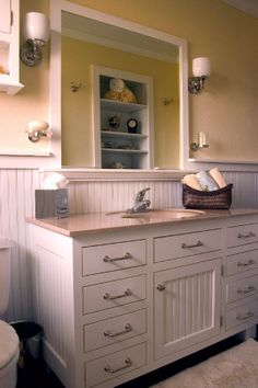 Hard Maple Cabinetry By Forever Cabinets By Kendrick.