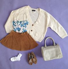 American apparel cute outfit