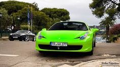 Image result for ferrari lime green Ferrari, Lime, Car, Green, Lima, Automobile, Limes, Cars, Key Lime