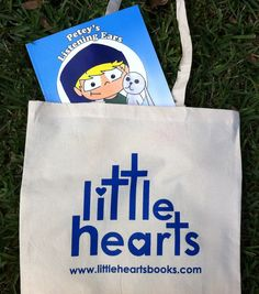 'Wisdom For Little Hearts' is an engaging, humorous children's picture book series designed to help parents learn Gentle Parenting techniques in easy 'bite-sized' portions while entertaining children ages 2 to 6. In this first book in the series, 'Petey's Listening Ears,' lovable little Petey and his furry friend, Beans, are having a difficult day until Petey's parents step in with some gentle guidance and help him remember to turn his 'Listening Ears' on! Tote & Book Bundle $15.00