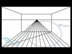 In Zentralperspektive zeichnen - YouTube