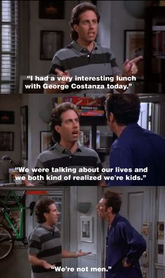 george costanza dating rules