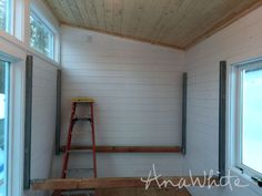 Ana White | DIY Elevator Bed for Tiny House - DIY Projects