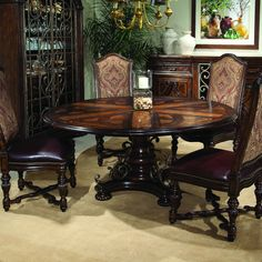 Found it at Wayfair - Valencia Dining Table