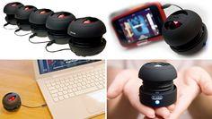 X-Mini Capsule Speakers / X-Mini