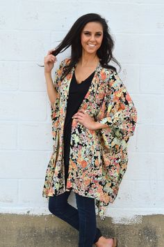 Deana Kimono from Shop Southern Roots TX