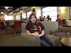 A walking tour of Central Michigan University - YouTube