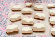 Sablés cupcakes {recette et DIY}