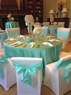 Tiffany Theme Engagement