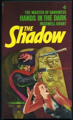 The Shadow #4 by Steranko
