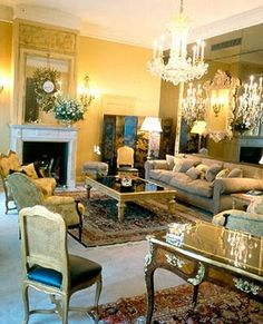 Coco Chanel Suite at the Paris Ritz @}-,-;—
