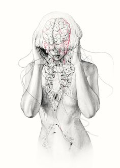 Five mermaids, from 'Metamorfish' by Elisa Ancori