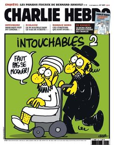 The French Magazine Firebombed Last Year Is Planning To Anger Hardline Islamists Again Tomorrow
