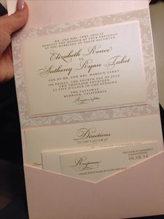 Blush wedding invitations #elegant #blush #formal by celebrate florals @myra1210