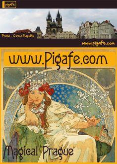 Magical Prague with pigafe.com