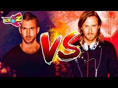 bitácora musical: Calvin Harris VS David Guetta 2017 Best Songs | Su...