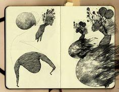 Iulia's Portfolio 2007 - 2012 by Iulia Ignat, via Behance