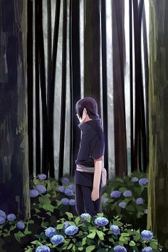 Lost in the forest ^^ Itachi Uchiha