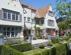 Het Zonnehuis - B -Vakantiehuis - De Haan West-Vlaanderen - Erfgoed Logies  de haan