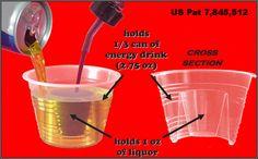 Disposabomb / 888 Shot Cup, LLC., Party Bomb Bomber Cups, Plastic Bomb Shot Glasses, Bomb Bomber Shots Cups, Jager Bomb Glasses, Bomb Shot Cups, Bomber Shot Glasses, Bomb Shotz Cups Glasses