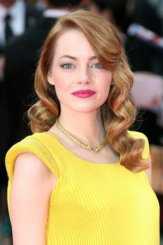 Emma Stone's Hair Has Been Off The Charts Recently