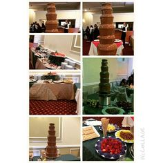 #chocolate #fountain #lindor Lindor, Chocolate Fountains, Melting Chocolate, Special Occasion, How To Memorize Things, Canning, Table Decorations, Home Decor, Melt Chocolate