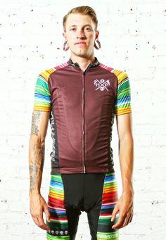 840fbb7c2 Bandito Jersey - Cycling Kits - Mens The Heavy Pedal Bike Wear