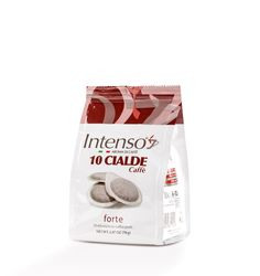 Caffee Pads Intenso Forte Espresso, Arabica, Ground Coffee, Beans, Espresso Coffee, Espresso Drinks